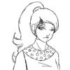 Kara, Lawful Good Paladin
